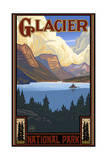 St Marys Lake Glacier National Park Pal 710l
