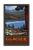 Lake Trails Glacier National Park Pal 1548