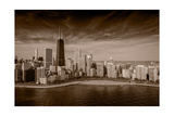 Lakeshore Chicago BW