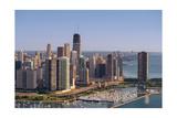 Lake Shore Drive Curve Chicago