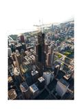 Willis Tower Chicago Aloft