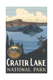 Crater Lake National Park Oregon Pal 1144
