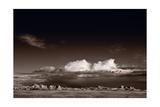 Storm Over Badlands