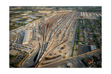 Corwith Intermodal Rail Yard Chicago