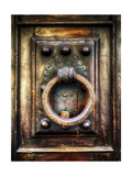Renaissance Door Knocker in Florence