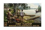 Fort Clatsop Winter Encampment
