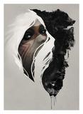 Totem Reproduction d'art par Jeff Langevin
