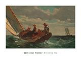 Breezing Up (A Fair Wind)  1873-1876