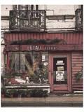 Lutau Fleurs Store on the Street