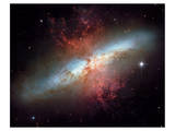 NASA - Starburst Galaxy M82
