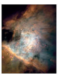 NASA - Center of the Orion Nebula