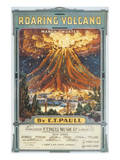Song Sheet Cover: Roaring Volcano March Two Step