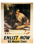 Enlist Now - US Marine Corps