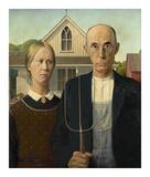 American Gothic  1930