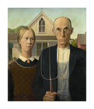 American Gothic  1930