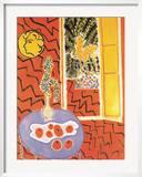 Interieur Rouge  1947
