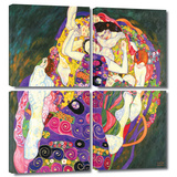 Virgins 4 piece gallery-wrapped canvas