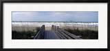 Boardwalk on the Beach  Nokomis  Sarasota County  Florida  USA