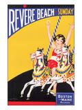 Revere Beach  Sunday