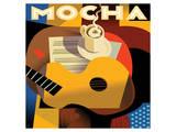 Cubist Mocha I