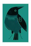 Crow Reproduction d'art
