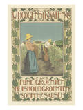 W Hoogenstraaten & Co: Fine Vegetables  Cooking Greens  Soups And Sauces