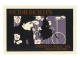 Victor Bicycles Overman Wheel Co