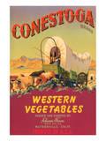 Conestoga Brand Western Vegetables