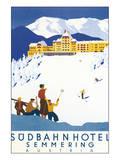 Sudbahn Hotel  Semmering  Austria