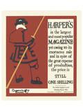 Harper's Magazine  c1895