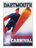 Dartmouthm  Winter Carnival  c1938