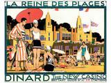 Dinard  La Reine Des Plages