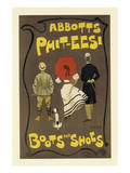 Abbotts Phit-Eesi Boots And Shoes
