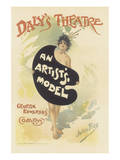 Daly's Theatre  An Artist's Model (Musical Comedy)