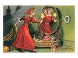 Halloween Mirror