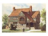 Victorian House, No. 15 Reproduction d'art