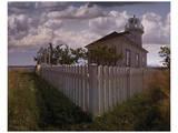 Port Townsend I Reproduction d'art par Steve Hunziker