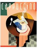 Cubist Cappucino II