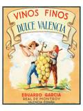 Dulce Valencia Vinos Finos