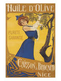 Huile d'Olive Caisson and Brocard  Nice