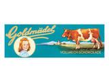 Goldmadel Vollmilch Schokolade