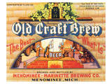 Old Craft Brew