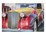 1938 Packard Phaeton Body  San Francisco