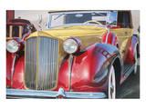 1938 Packard Phaeton Body  San Francisco