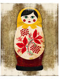 Matryoshka  Russian Doll Elena