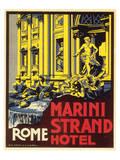 Marini Strand Hotel  Richter & Napoli