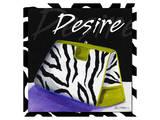 Zebra Purse I