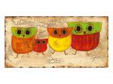 Owl Family II