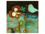 Sea Garden Triptych I