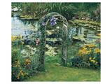 Flower Garden Pond